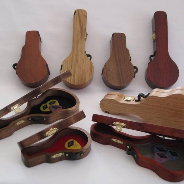Pick Case Holder for Guitar