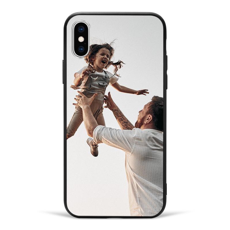 iPhone X Custom Photo Phone Case