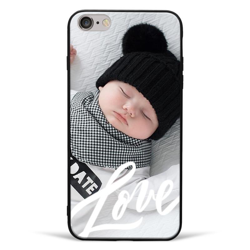 iPhone 6p/6sp Custom Love Photo Phone Case