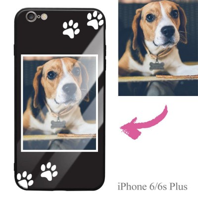 iPhone 6p/6sp Custom Dog Photo Phone Case