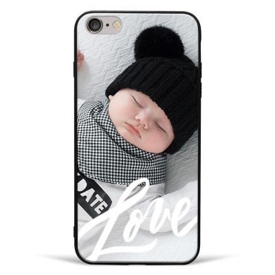 iPhone 6p/6sp Custom Love Photo Phone Case