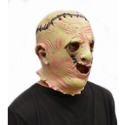Texas Chainsaw Massacre Leatherface Halloween face Mask Costume Latex