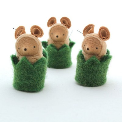 Little Critter in a Hedge Cozy Baby Mouse Gift For Kids