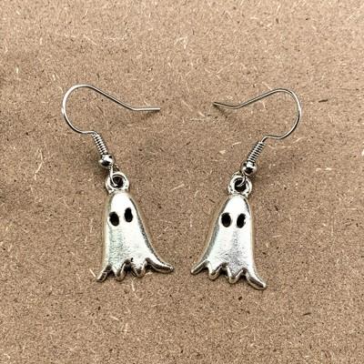Halloween Ghost Earrings Gift For Her
