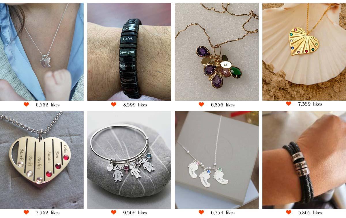 Sterlla Personalized Jewelry
